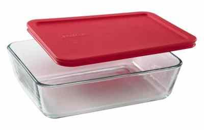 Walmart : Pyrex Simply Store 6-Cup Rectangular Dish Just $6.17 (Reg : $12.88)