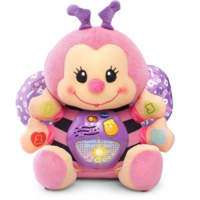 VTech Touch & Learn Musical Bee Pink for $14.99 (reg: $34)