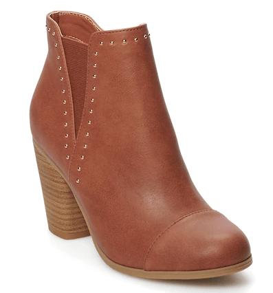 Kohl's : Women's Boots Just $16.79 W/Code (Reg : $69.99)
