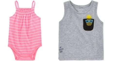a498e233f Okie Dokie Baby Girl Bodysuit Baby $5.99 (Reg $12) Use promo code GAR628  (extra 30% off) JUST $4.19 + FREE Pickup