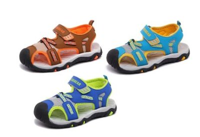 Amazon : Boys Outdoor Closed-Toe Summer Sport Sandals Just $10.79 W/Code 40% OFF Apply at Checkout (Reg : $17.99) (As of 4/20/2019 12.28 PM CDT)