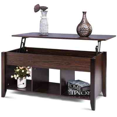 Amazon : Coffee Table Just $114.99 (As of 4/22/2019 6.05 PM CDT)