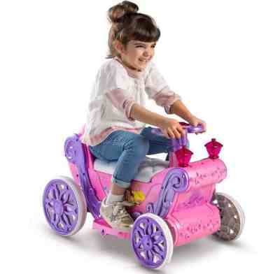 Walmart : Disney Princess Girls' 6V Battery-Powered Ride-On Quad Toy Just $39.93 (Reg $59.87)