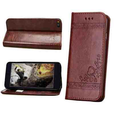 Amazon : Luxury Embossed Floral Leather Magnetic Wallet Just $4.99 W/Code (Reg : $9.99) (As of 4/20/2019 5.51 PM CDT)