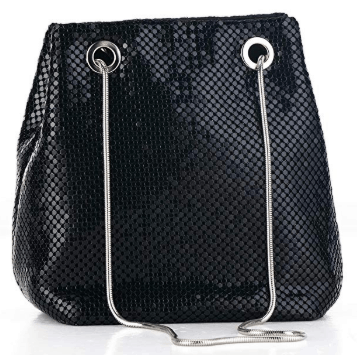 791fa5eb2f Deals Finders | Amazon : Mesh Chain Mail Bucket Bag Just $11.49 W ...