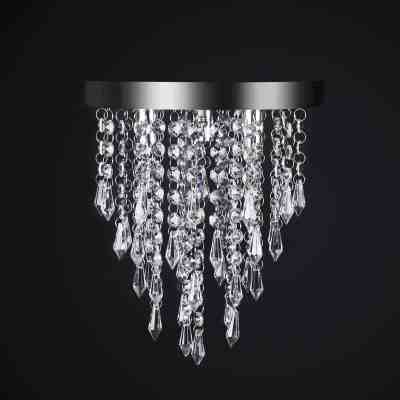 Amazon : Modern Crystal Ceiling Light Just $16.02 W/Code + 5% Off Coupon (Reg : $26.96) (As of 4/13/2019 12.47 PM CDT)