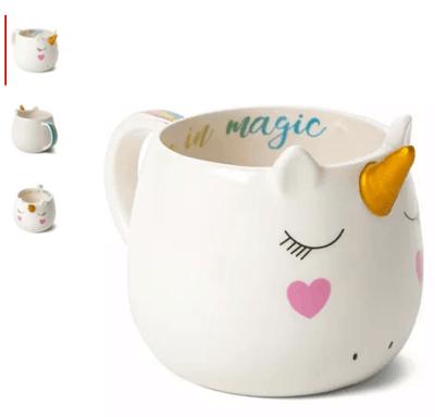 Macy's : Novelty Unicorn Mug Just $5.99 (Reg : $12)