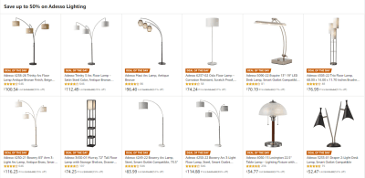Amazon : Save huge on Adesso Lighting Just Starting as low as $33.74 (As of 4/20/2019 12.14 PM CDT)