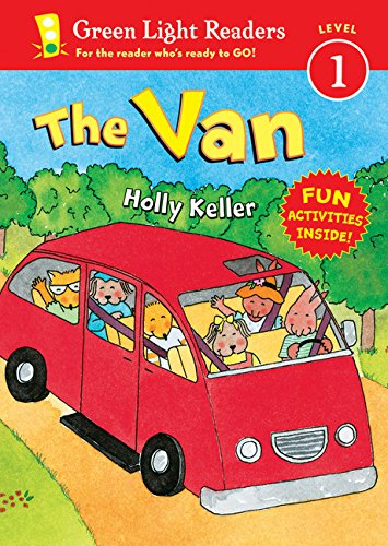 Amazon : The Van (Green Light Readers Level 1) Paperback Just $1.76 (Reg : $3.95) (As of 4/22/2019 2.37 PM CDT)
