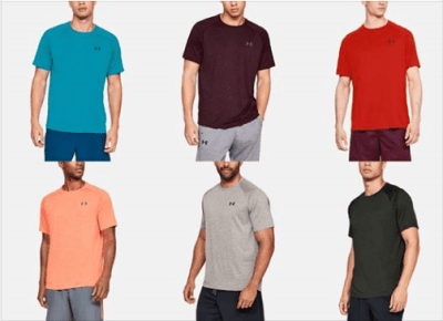 Under Armour : ‼SALE‼ $14.99 (Reg $25) UA Tech 2.0 Men's Short Sleeve Shirt !!