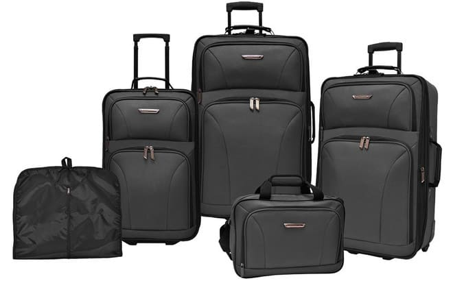 Up to 84% Off Luggage + FREE Shipping (Today April 23rd Only!)