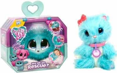 Little Live Scruff-a-Luvs Mystery Rescue Pet for JUST $12.30 (Regularly $20) at Amazon