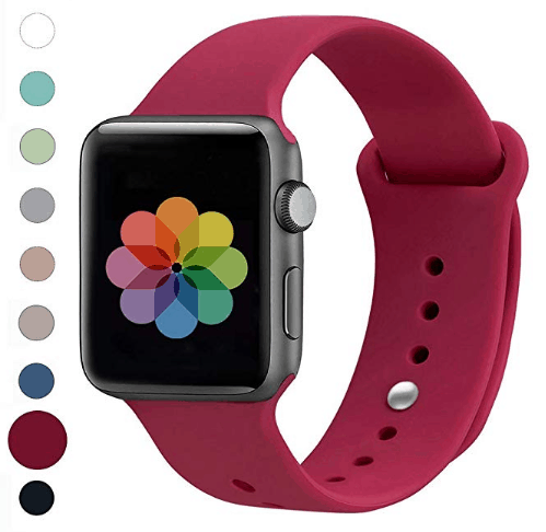 Amazon : Compatible with Apple Watch Band Just $2.65 to $11.64 W/Code (Reg : $5.88 to $24.99) (As of 5/19/2019 2.57 PM CDT)