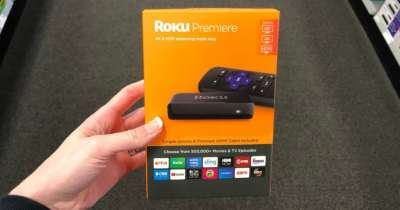 Roku Premiere 4K Streaming Media Player + 3 Months of CBS All Access Only $29 (Regularly $40)