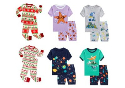 Amazon : Kid's Sleepwear Just $4.50 - $9 W/Code 55% OFF Apply at Checkout (Reg. Price $9.99 - $19.99) (As of 5/19/2019 7.45 PM CDT)