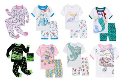Amazon : Little Girls Pajamas Just $6.74-$8.99 W/Code 55% OFF Apply at Checkout (Reg. Price $14.99-$19.99) (As of 5/19/2019 7.36 PM CDT)