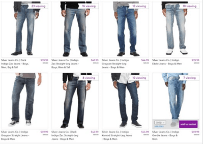 Zulily : ‼SALE‼ AS LOW AS $39.99 (Reg $79.99+)Silver Jeans Co. Men!!