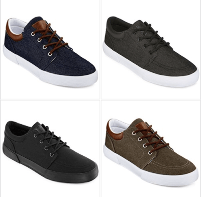 Jcpenney : St. John's Bay Bryce Mens Lace-Up Shoes Just $19.99 (Reg $50)