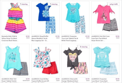 Zulily : SALE‼ AS LOW AS $9.99 (Reg $24.00+) Summer Style!: Baby & Up