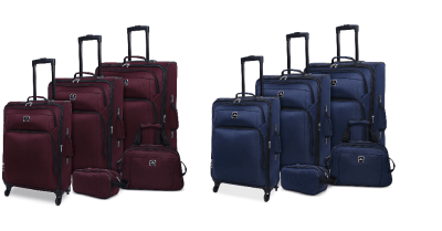 Macy's : 5-Pc. Luggage Set Just $99.99 (Reg : $340)