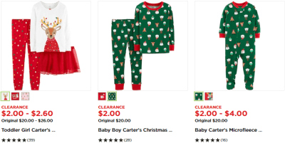 Kohl's : STOCK UP FOR XMAS!CLEARANCE!! 80%-90% OFF‼$2.00-$2.60‼