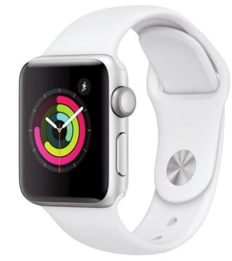 Apple Watch Series 3 GPS Smartwatch for ONLY $199 + FREE Shipping (Reg $279)