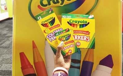 50% Off Crayola Crayon & Marker Classpacks at Amazon – Starting at $27.24 (Regularly $47)