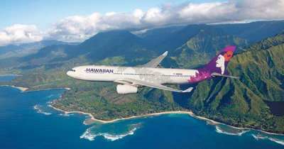 Roundtrip Airfare from Hawaii as Low as $398