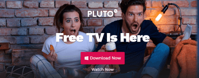 Pluto TV - Watch Free TV, Movies & its working !