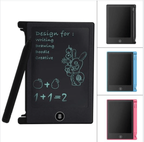 Deals Finders | Amazon : 4 4 inch Portable Practical Reusable LCD