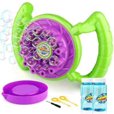 Amazon : Bubble Machine Just $9.60 W/Code (Reg : $23.99) (As of 6/17/2019 4.55 PM CDT)
