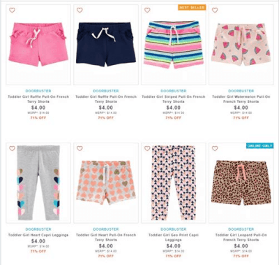 Carter's : ‼SALE‼ $4.00 (Reg $14.00+) Carters Toddlers Girls Clothes