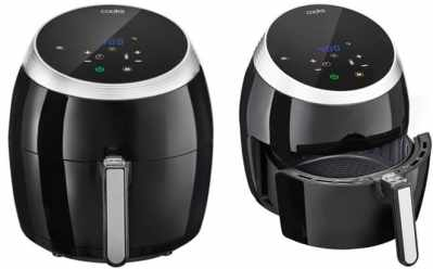 Cooks 5.3-Quart Air Fryer for JUST $62.99 (Regularly $200) at JCPenney – Today Only!