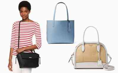 Kate Spade Bags Starting From ONLY $89 (Reg $359) + FREE Shipping – Ends Today!