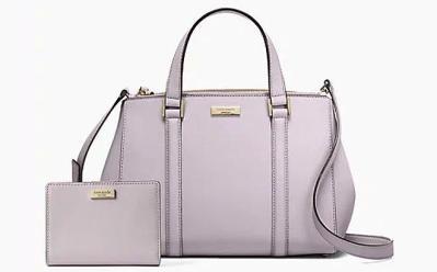 Kate Spade Handbag & Wallet Bundle for JUST $119 + FREE Shipping (Over $500 Value)