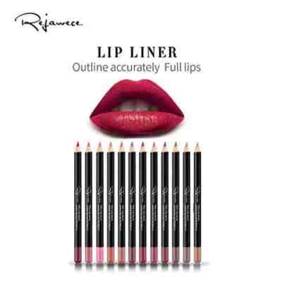 Amazon : Lip Liner Filler Pencil set Just $3.79 W/Code (Reg : $7.59) (As of 6/19/2019 5.24 PM CDT)