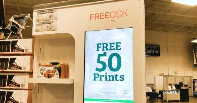 50 FREE Sam's Club Photo Prints (Just Stop by the Freeosk)