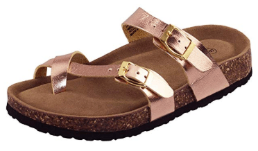 Amazon : Women Mayari Arch Support Cork Sandals Just $16.99 W/Code (Reg : $29.29) (As of 6/17/2019 5.39 PM CDT)