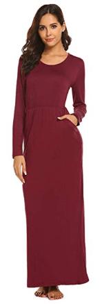 Amazon : Women's Long Nightgown Just $4.75 W/Code (Reg : $11.99) (As of 6/19/2019 4.37 PM CDT)