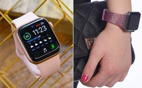 Apple Watch Bands 2 for $10 (Reg $50 Each) Variety of Chic Styles!