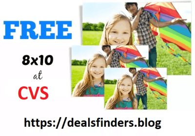 CVS: FREE 8x10 Photo Print + FREE In-Store Pickup
