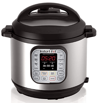 Instant Pot Duo 6-Quart Cooker Possibly ONLY $47.99 + $10 Kohl's Cash (Reg $100)