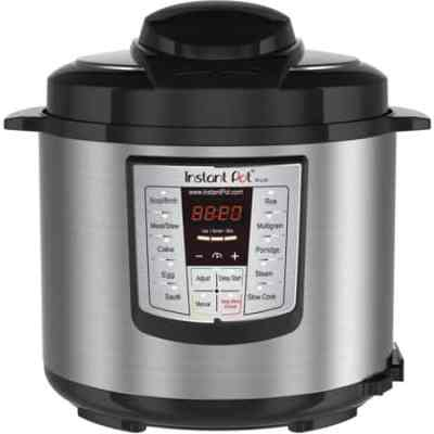 Walmart: Instant Pot 6 Qt 6-in-1 Multi-Use Programmable Pressure Cooker Only $59