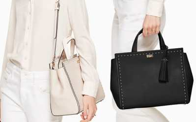Kate Spade Satchel JUST $119 + FREE Shipping (Regularly $399) – Today Only!