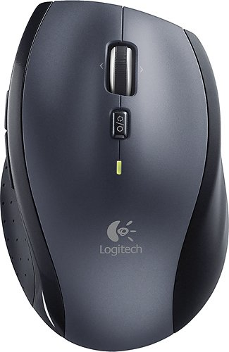 Logitech Marathon Mouse M705 Wireless Laser Mouse – Now Just $19.99! Was $39.99!