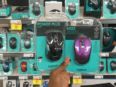 FREE Logitech M325 Wireless Mouse After Office Depot Rewards – Get Yours Now!
