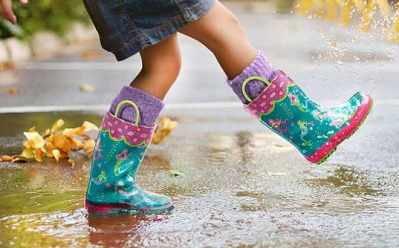 Stephen Joseph Kids Rain Boots ONLY $9.99 at Zulily (Regularly $30) – Cute Designs!