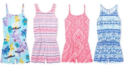 The Children's Place : Girl's Dresses & Rompers From Just $6 + FREE Shipping