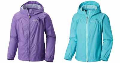 Columbia Girls Switchback Rain Jacket as Low as $11.92 Shipped (Regularly $40)