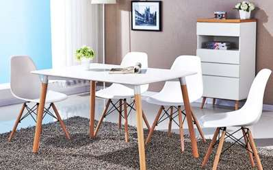 Costway Dining Chair Set for ONLY $89.99 + FREE Shipping at Walmart (Reg $200)